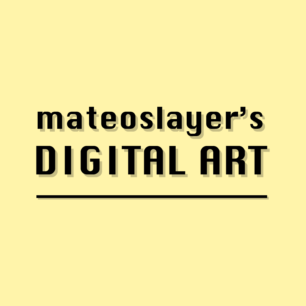 mateoslayer's digital art
